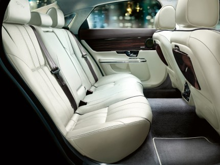 Wnętrze Jaguara